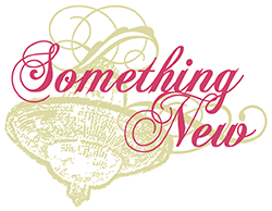 Something New Bridal Event Logo